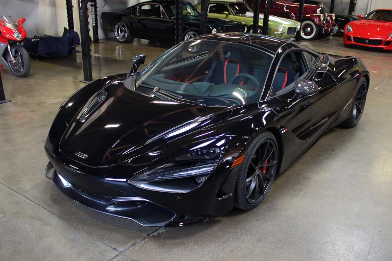 Used 2018 McLaren 720S for sale Sold at San Francisco Sports Cars in San Carlos CA 94070 3