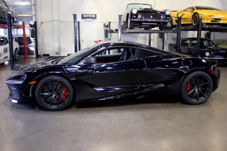 Used 2018 McLaren 720S for sale Sold at San Francisco Sports Cars in San Carlos CA 94070 4
