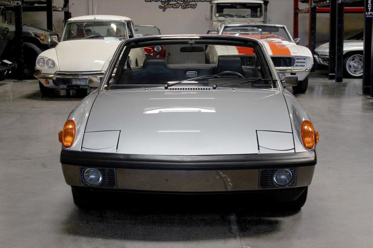 Used 1970 Porsche 914-6 for sale $99,995 at San Francisco Sports Cars in San Carlos CA 94070 2