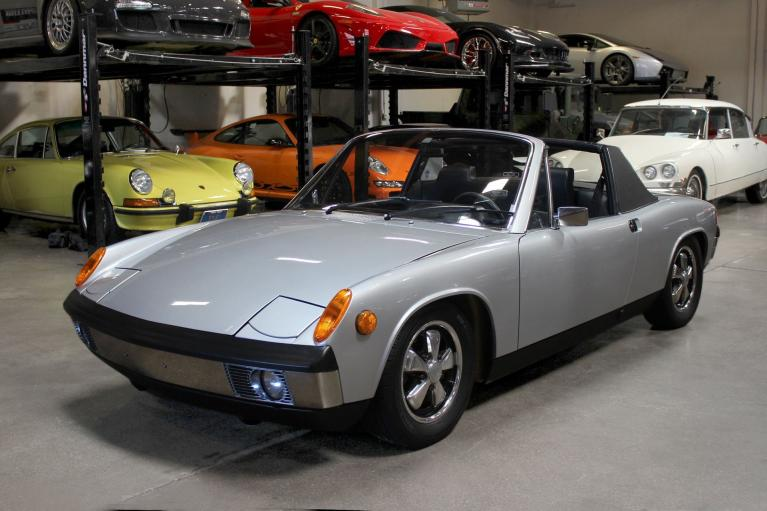 Used 1970 Porsche 914-6 for sale $99,995 at San Francisco Sports Cars in San Carlos CA 94070 3