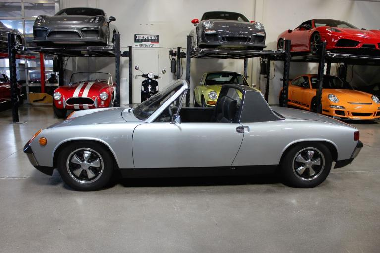 Used 1970 Porsche 914-6 for sale $99,995 at San Francisco Sports Cars in San Carlos CA 94070 4