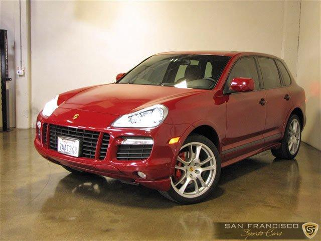 Used 2008 Porsche Cayenne GTS for sale Sold at San Francisco Sports Cars in San Carlos CA 94070 2
