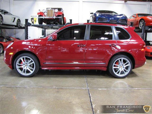 Used 2008 Porsche Cayenne GTS for sale Sold at San Francisco Sports Cars in San Carlos CA 94070 3