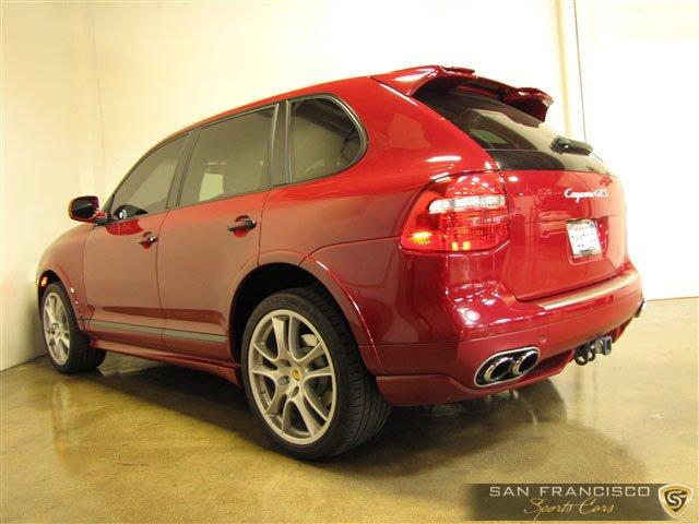 Used 2008 Porsche Cayenne GTS for sale Sold at San Francisco Sports Cars in San Carlos CA 94070 4