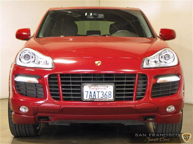 Used 2008 Porsche Cayenne GTS for sale Sold at San Francisco Sports Cars in San Carlos CA 94070 1
