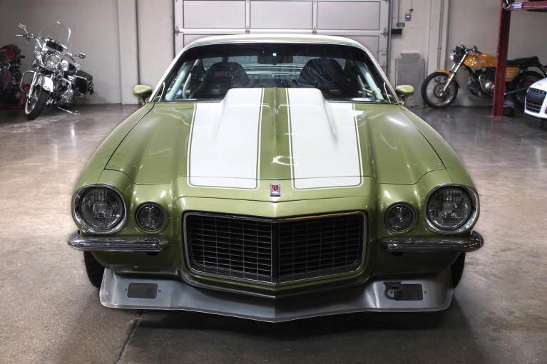 Used 1971 Chevrolet Camaro for sale Sold at San Francisco Sports Cars in San Carlos CA 94070 2