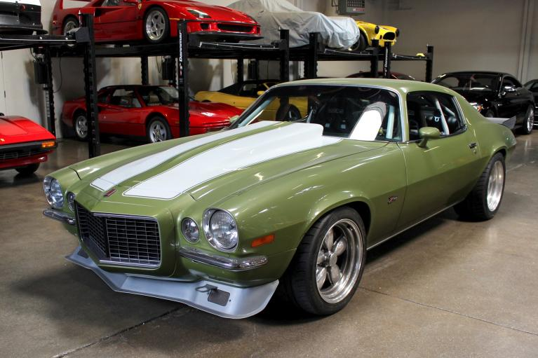 Used 1971 Chevrolet Camaro for sale Sold at San Francisco Sports Cars in San Carlos CA 94070 3