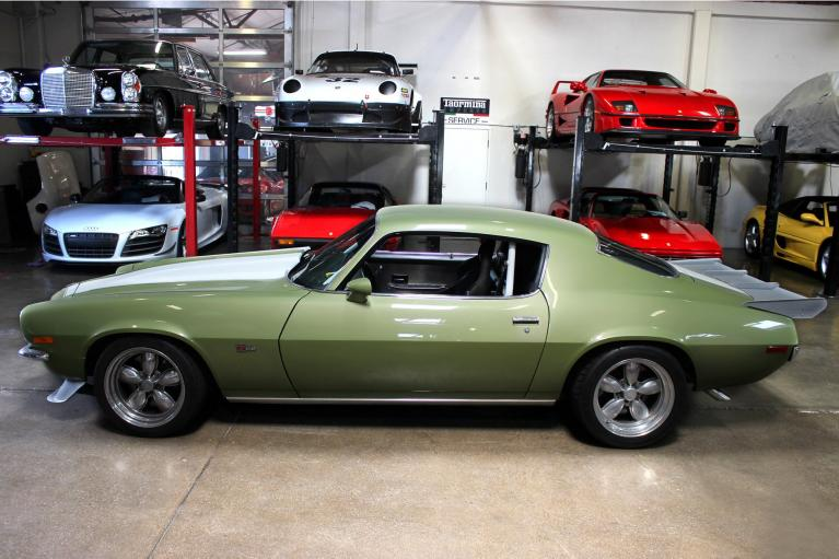 Used 1971 Chevrolet Camaro for sale Sold at San Francisco Sports Cars in San Carlos CA 94070 4