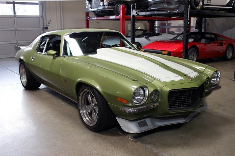 Used 1971 Chevrolet Camaro for sale Sold at San Francisco Sports Cars in San Carlos CA 94070 1
