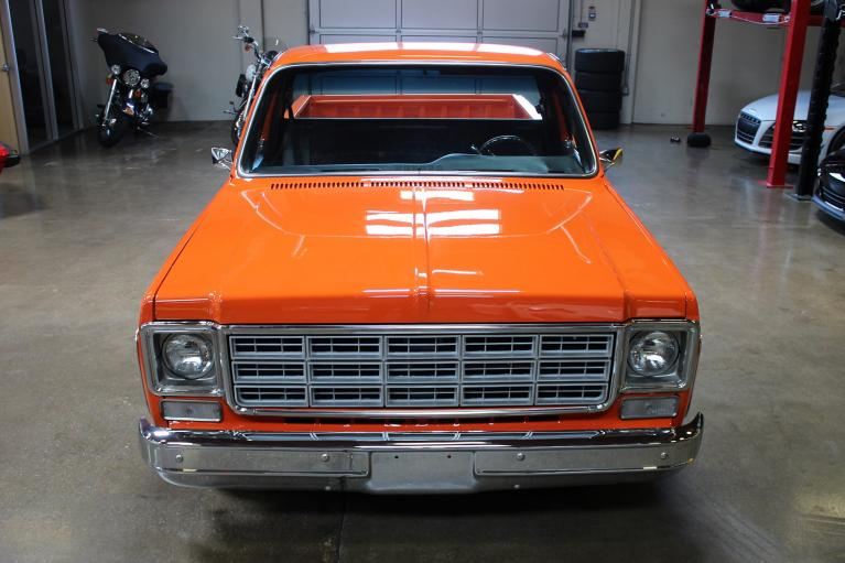 Used 1973 Chevrolet C10 Pickup for sale Sold at San Francisco Sports Cars in San Carlos CA 94070 2