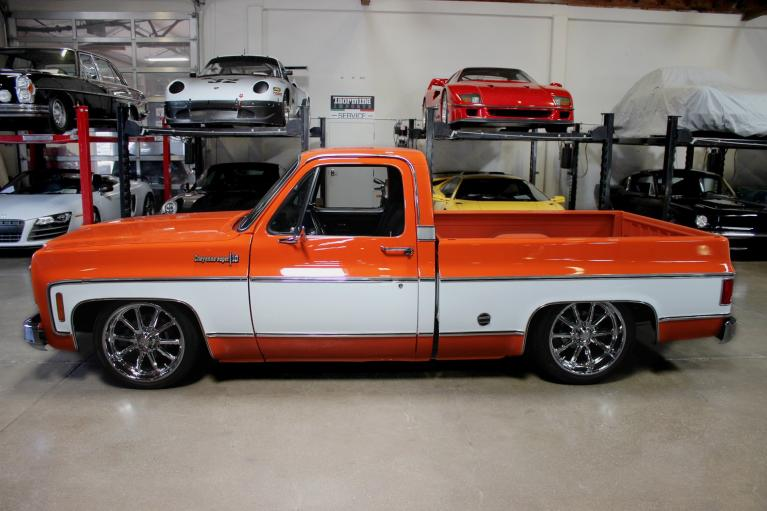 Used 1973 Chevrolet C10 Pickup for sale Sold at San Francisco Sports Cars in San Carlos CA 94070 4