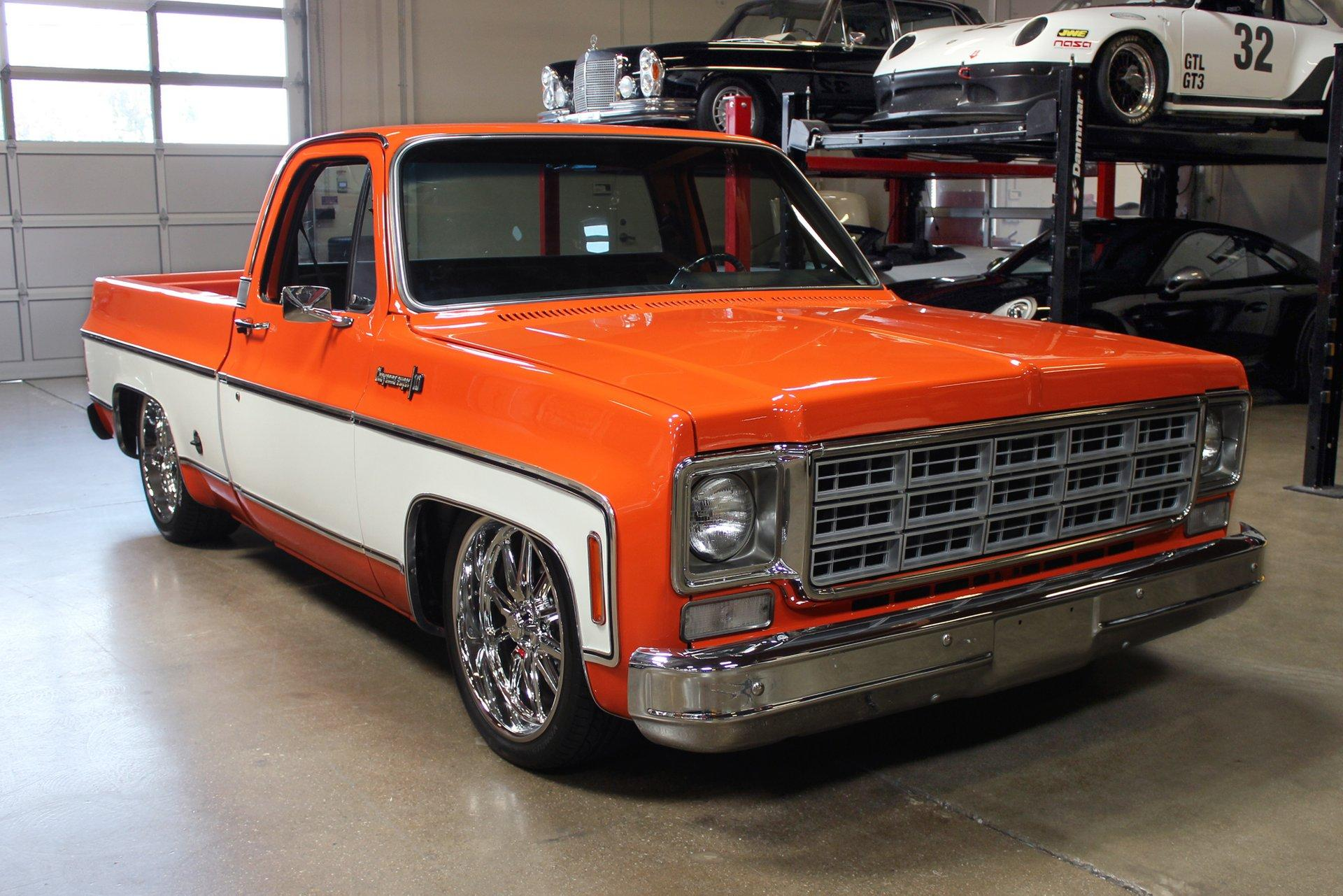 Used 1973 Chevrolet C10 Pickup for sale Sold at San Francisco Sports Cars in San Carlos CA 94070 1
