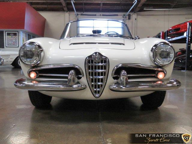 Used 1965 Alfa Romeo Giulia Spider for sale Sold at San Francisco Sports Cars in San Carlos CA 94070 1