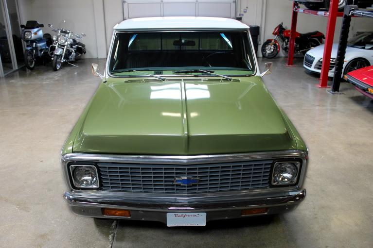 Used 1972 Chevrolet C10 for sale Sold at San Francisco Sports Cars in San Carlos CA 94070 2