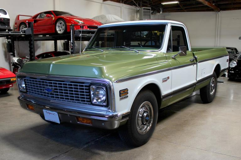 Used 1972 Chevrolet C10 for sale Sold at San Francisco Sports Cars in San Carlos CA 94070 3