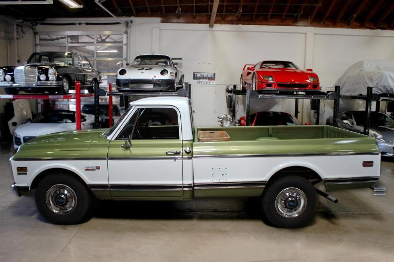 Used 1972 Chevrolet C10 for sale Sold at San Francisco Sports Cars in San Carlos CA 94070 4