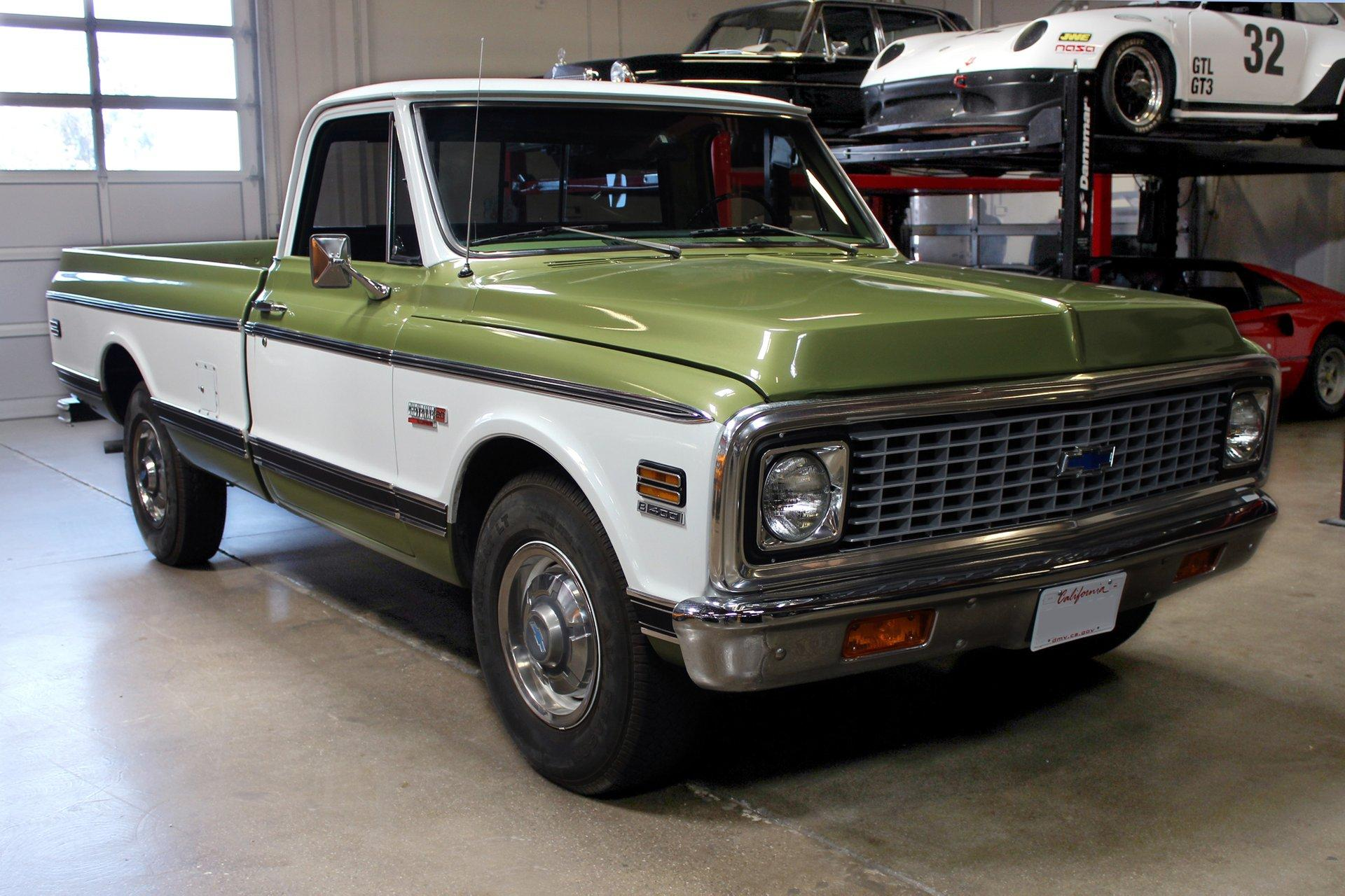 Used 1972 Chevrolet C10 for sale Sold at San Francisco Sports Cars in San Carlos CA 94070 1