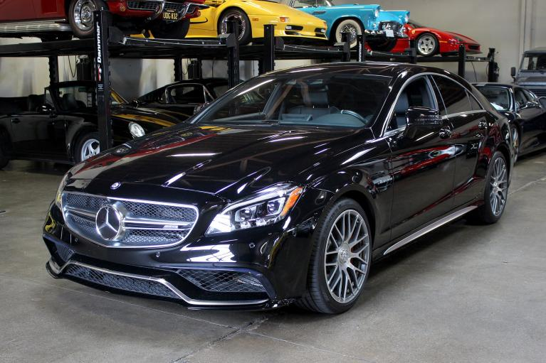 Used 2015 Mercedes-Benz CLS-Class for sale Sold at San Francisco Sports Cars in San Carlos CA 94070 3