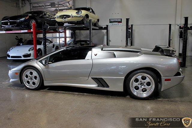 Used 1999 Lamborghini Diablo for sale Sold at San Francisco Sports Cars in San Carlos CA 94070 3