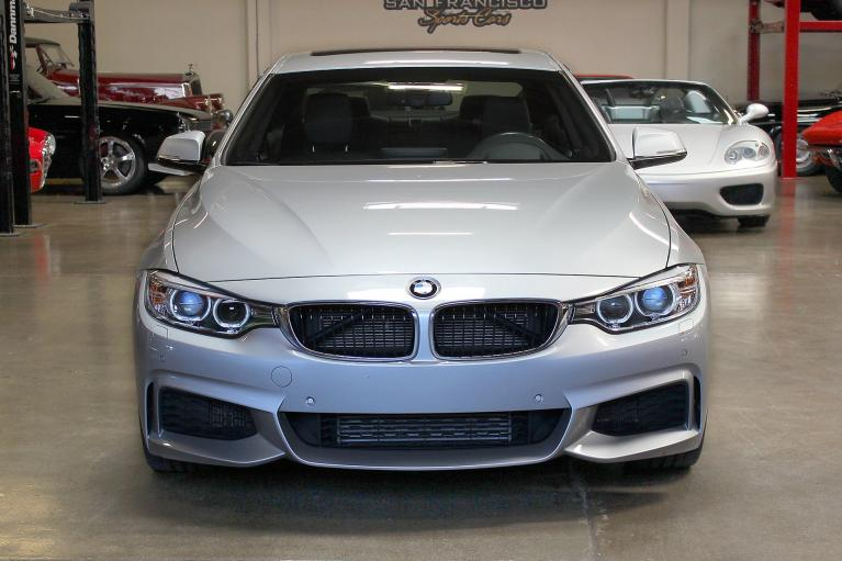 Used 2014 BMW 435i for sale Sold at San Francisco Sports Cars in San Carlos CA 94070 2