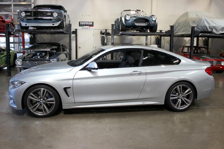 Used 2014 BMW 435i for sale Sold at San Francisco Sports Cars in San Carlos CA 94070 4