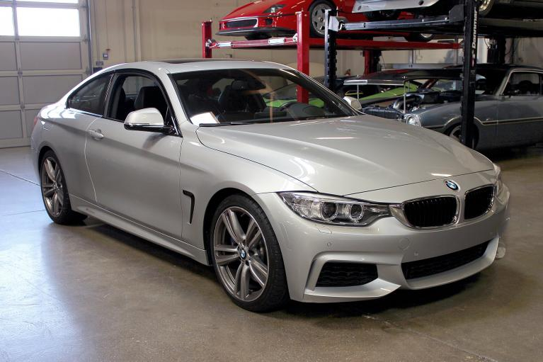 Used 2014 BMW 435i for sale Sold at San Francisco Sports Cars in San Carlos CA 94070 1