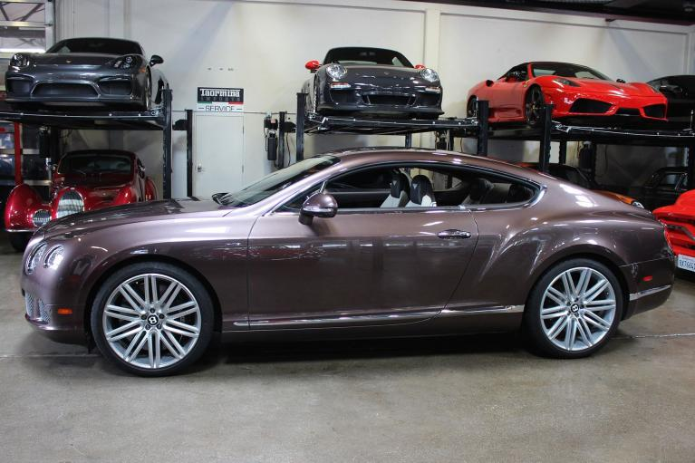 Used 2013 Bentley Continental GT Speed for sale Sold at San Francisco Sports Cars in San Carlos CA 94070 4