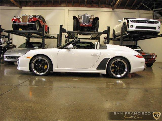 Used 2011 Porsche 911 Speedster for sale Sold at San Francisco Sports Cars in San Carlos CA 94070 3
