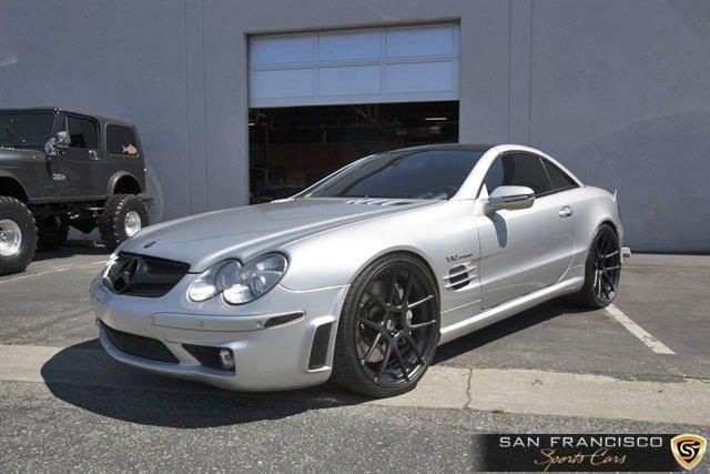 Used 2005 Mercedes-Benz SL65 AMG for sale Sold at San Francisco Sports Cars in San Carlos CA 94070 3