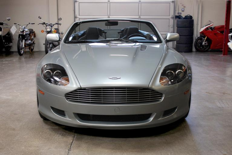 Used 2006 Aston Martin DB9 for sale Sold at San Francisco Sports Cars in San Carlos CA 94070 2