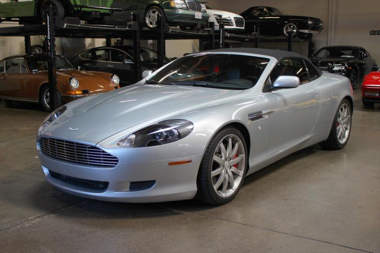 Used 2006 Aston Martin DB9 for sale Sold at San Francisco Sports Cars in San Carlos CA 94070 3