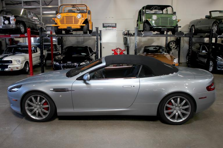 Used 2006 Aston Martin DB9 for sale Sold at San Francisco Sports Cars in San Carlos CA 94070 4