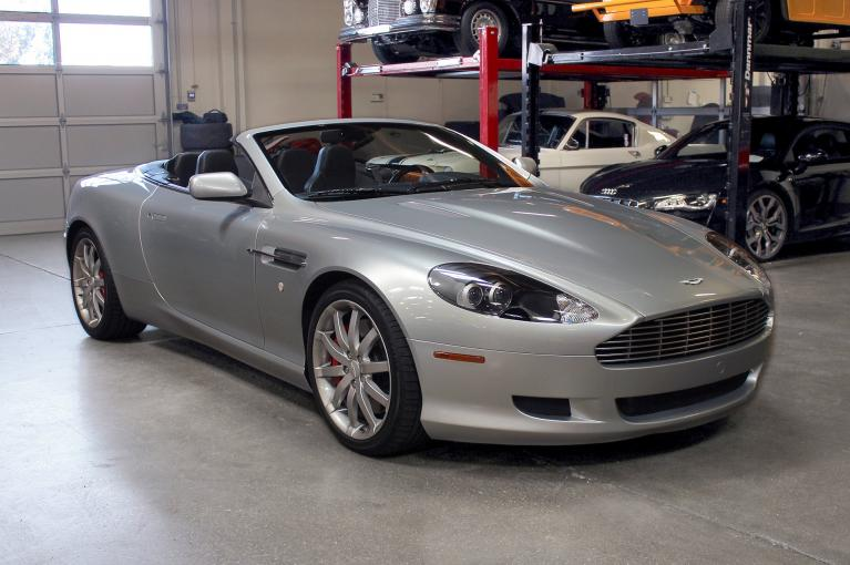 Used 2006 Aston Martin DB9 for sale Sold at San Francisco Sports Cars in San Carlos CA 94070 1