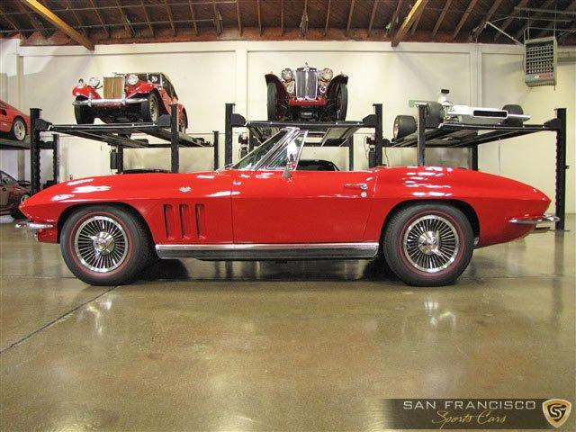 Used 1966 Chevrolet Corvette Sting Ray for sale Sold at San Francisco Sports Cars in San Carlos CA 94070 4