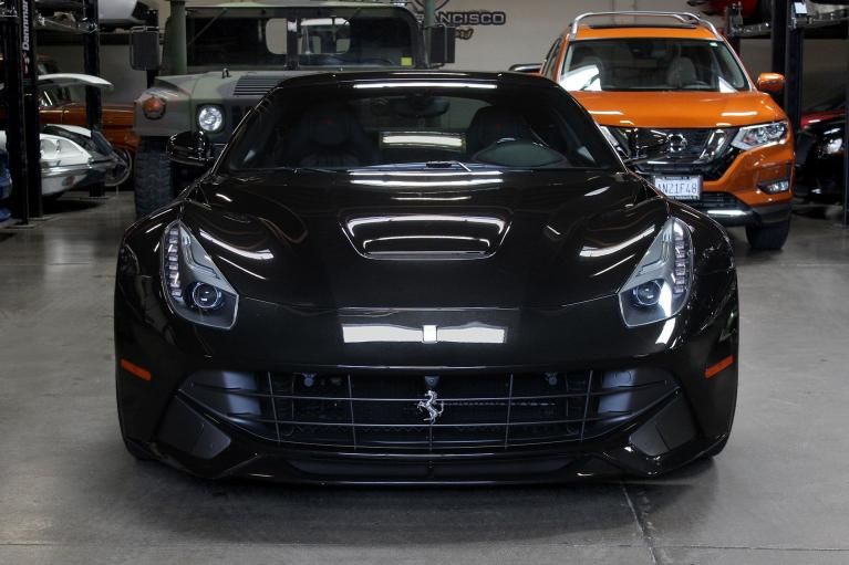Used 2014 Ferrari F12berlinetta for sale Sold at San Francisco Sports Cars in San Carlos CA 94070 2