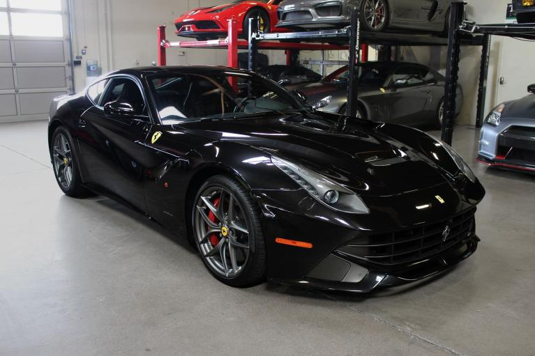 Used 2014 Ferrari F12berlinetta for sale Sold at San Francisco Sports Cars in San Carlos CA 94070 1