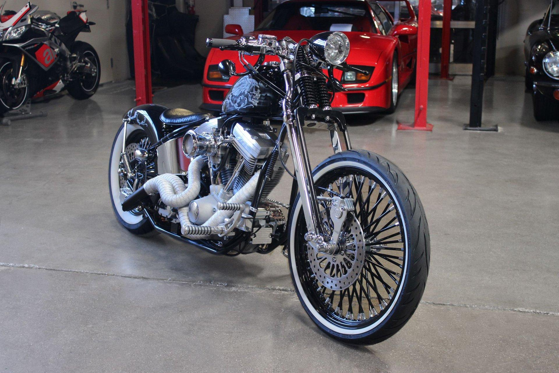 Used 2009 Harley-Davidson Swift Chopper for sale Sold at San Francisco Sports Cars in San Carlos CA 94070 1