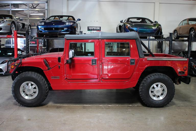 Used 2001 Hummer H1 for sale Sold at San Francisco Sports Cars in San Carlos CA 94070 4
