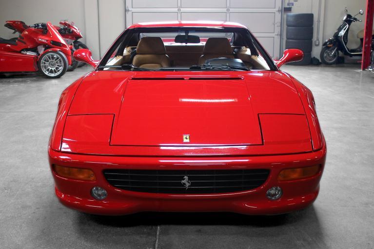 Used 1997 Ferrari F355 GTB for sale Sold at San Francisco Sports Cars in San Carlos CA 94070 2