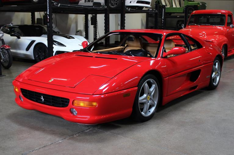 Used 1997 Ferrari F355 GTB for sale Sold at San Francisco Sports Cars in San Carlos CA 94070 3