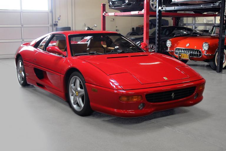 Used 1997 Ferrari F355 GTB for sale Sold at San Francisco Sports Cars in San Carlos CA 94070 1