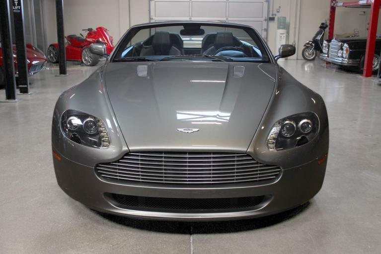 Used 2007 Aston Martin V8 Vantage for sale Sold at San Francisco Sports Cars in San Carlos CA 94070 2