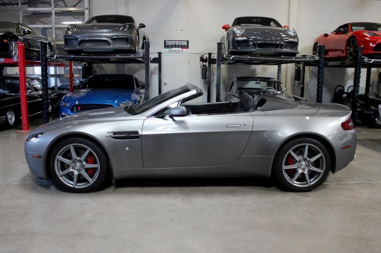 Used 2007 Aston Martin V8 Vantage for sale Sold at San Francisco Sports Cars in San Carlos CA 94070 4