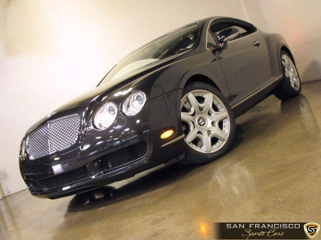Used 2006 Bentley Continental for sale Sold at San Francisco Sports Cars in San Carlos CA 94070 2
