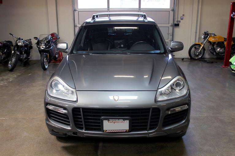 Used 2008 Porsche Cayenne for sale Sold at San Francisco Sports Cars in San Carlos CA 94070 2