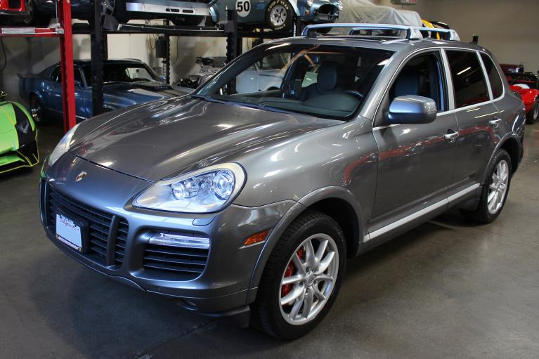 Used 2008 Porsche Cayenne for sale Sold at San Francisco Sports Cars in San Carlos CA 94070 3