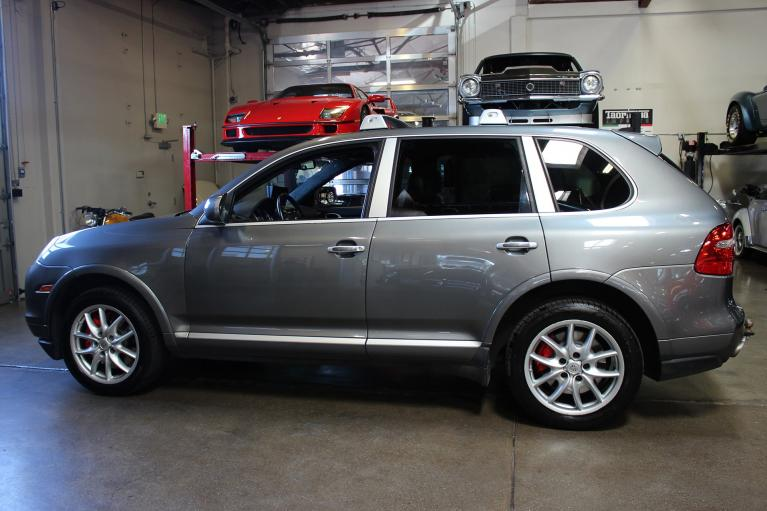 Used 2008 Porsche Cayenne for sale Sold at San Francisco Sports Cars in San Carlos CA 94070 4