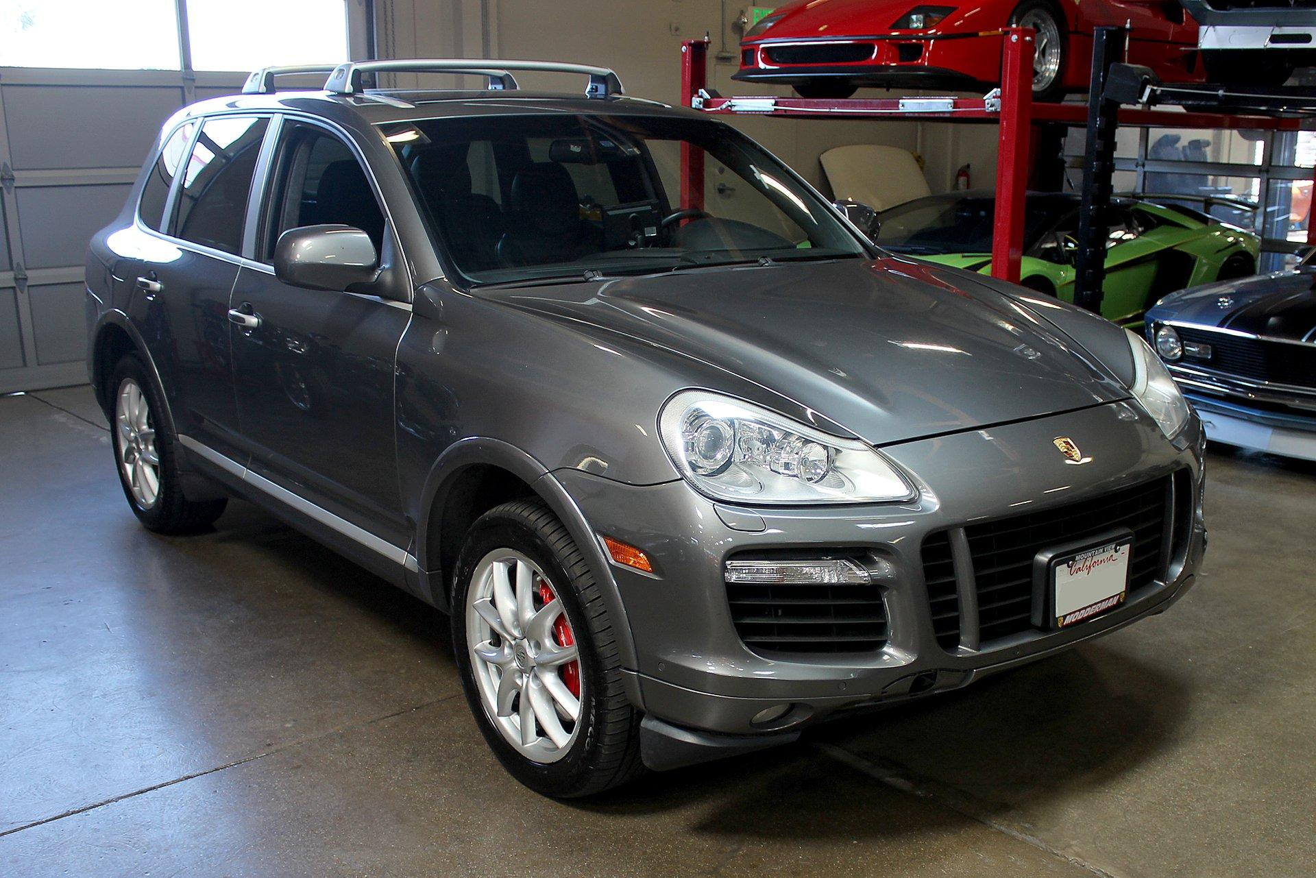 Used 2008 Porsche Cayenne for sale Sold at San Francisco Sports Cars in San Carlos CA 94070 1