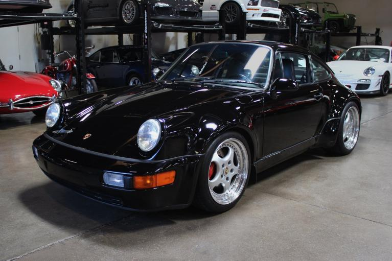 Used 1994 Porsche 911 for sale Sold at San Francisco Sports Cars in San Carlos CA 94070 3