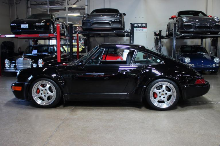 Used 1994 Porsche 911 for sale Sold at San Francisco Sports Cars in San Carlos CA 94070 4